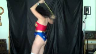 Miss Ruby Tuesday- Wonder Woman