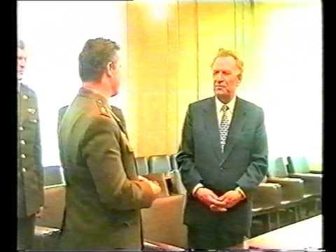Бурятский президент - пограничник  Леонид Потапов First Buryat president
