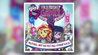 Right There in Front of Me - MLP:EG Friendship Games (Latino)