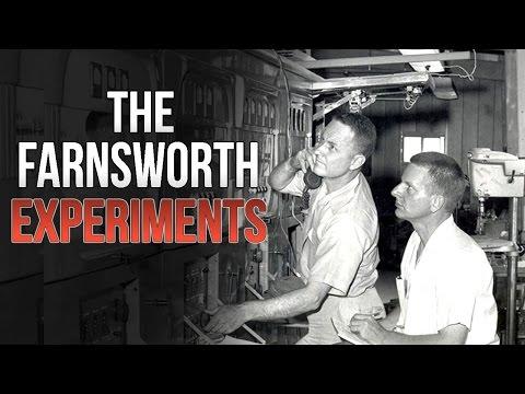 """""""The Farnsworth Experiments"""" Creepypasta"""