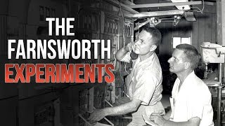 """The Farnsworth Experiments"" Creepypasta"