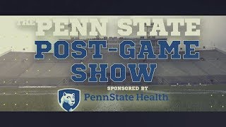 Penn State-Kent State Post game Show: Lions dominant in home win