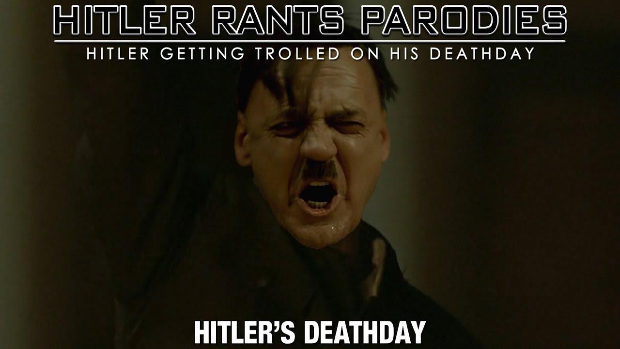 Hitler's Deathday