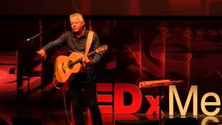 My Life As A One-Man Band | Tommy Emmanuel | TEDxMelbourne thumbnail