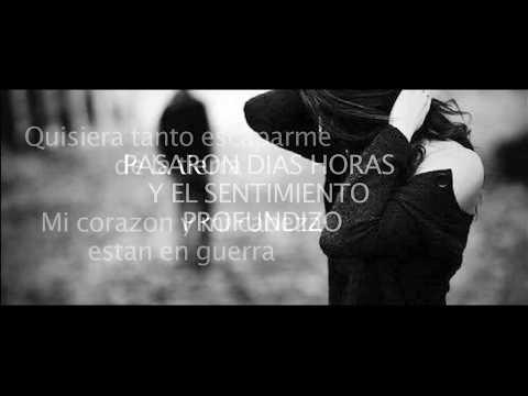 Franco Alvarez - La historia entre tu y yo (estreno) [Oficial Video Lyrics] [Musica de Banda 2017]