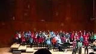 Song of Thanksgiving - UCB Gospel Choir