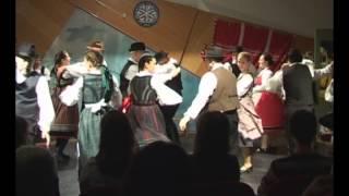 Napraforgók-Palatkai zkr.: Palatkai táncok XIV. Bécsi Magyar Táncháztalálkozó 2012.11.10