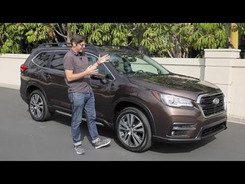 2019 Subaru Ascent Limited {First Drive} Video Review