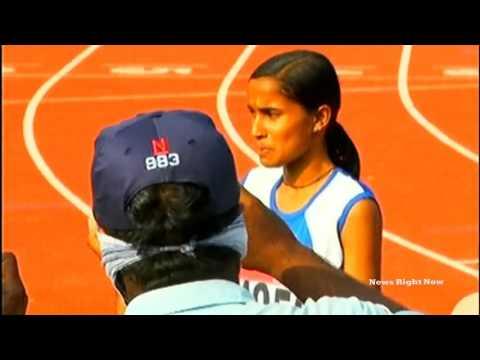 kerala state sports meet:Sub Junior Girls 100 Mr final   sub junior boys 100 mr
