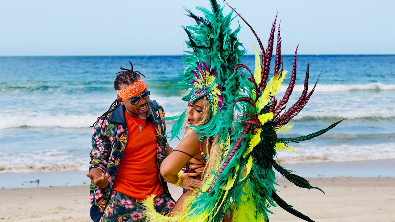 "Machel Montano: ""The Road"" Ft. Ashanti"