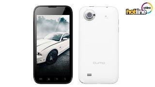Обзор смартфона Qumo Quest 454