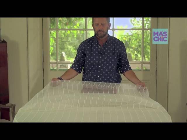 Ramiro Arzuaga Viste tu mesa por MAS CHIC TV: Mesa Alta Costura