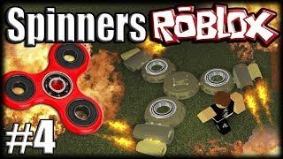 FIDGET SPINNERS no ROBLOX Metalworks - Ep 4 - O FIDGET SPINNER Un JATO!