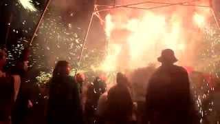 DIABLES DE LA CREU ALTA - FESTA MAJOR DE LA CREU ALTA 2014