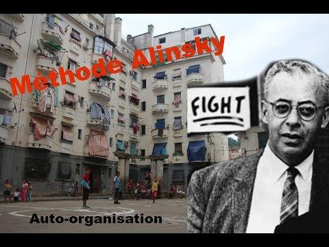 La méthode Alinsky : aider à l'auto-organisation