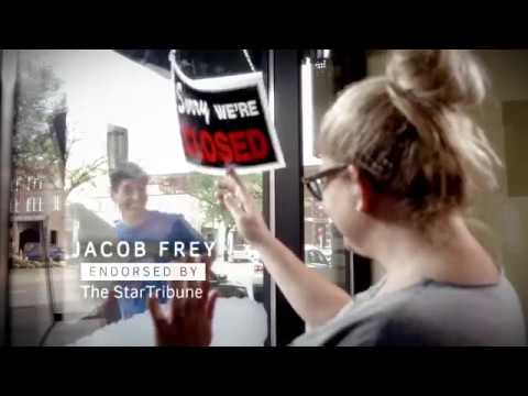 Jacob Frey for Mayor of Minneapolis - Endorsed by the Star Tribune!