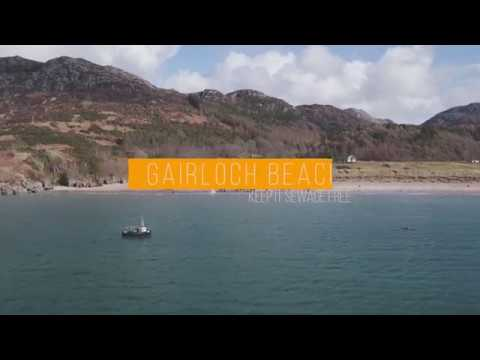 Gairloch Beach - We will fight them on the beaches