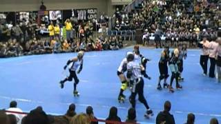 Monumental Mayhem Regionals, 2011: Windy City v. Naptown 1