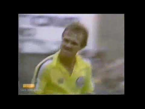 Leeds United Movie Archive - Southampton Away 1979-80 Season - Goal Footage