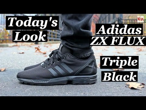 Adidas Zx Flux Blackout Adidasoutlettrainers.co.uk 7cffdcb8e
