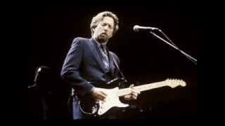 Eric Clapton - Blue Eyes Blue (with lyrics)