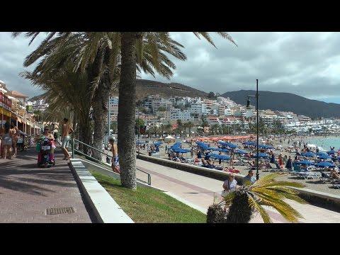 """Teneriffa/Los Christianos & """"Playa de las Americas"""" - Video  2/2"""