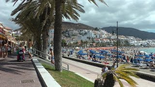 "Teneriffa/Los Christianos & ""Playa de las Americas"" - Video  2/2"