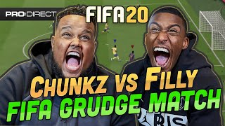CHUNKZ VS YUNG FILLY | FIFA 20 FORFEIT CHALLENGE