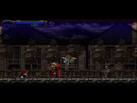 Castlevania Symphony of the Night - 30 Suscubus and Gold Ring