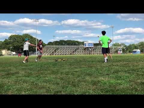 Rhode Island roundnet: Sports, Nutz vs Sugar and Spike Finals Game 1