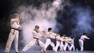 Repeat youtube video K Tigers Taekwondo