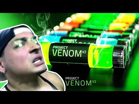 ENERGÉTICO DA RAZER HONESTO - Project Venom V2