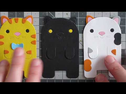 3 Ways With... YNS Cute Cat Bookmark