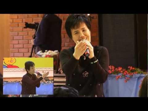 中平マリコ Mariko Nakahira - música Arigato - Bazar Beneficente do Ikoi no Sono 2011