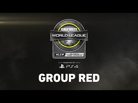CWL Global Pro League - Week 1 - Group Red