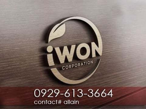 iWON CORP. Marketing Plan