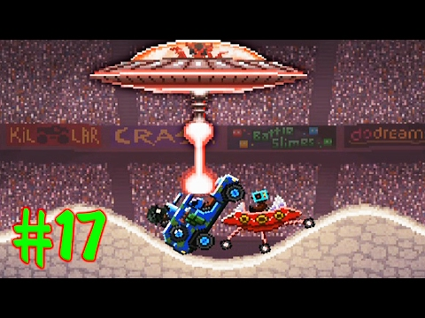 РАЗБЕЙ ГОЛОВУ ПРОТИВНИКУ [17] БИТВА С БОССОМ Игровой мультик про машины Игра Drive Ahead