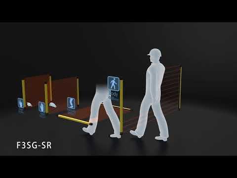 Meet Omron's F3SG – SR Safety Light Curtain