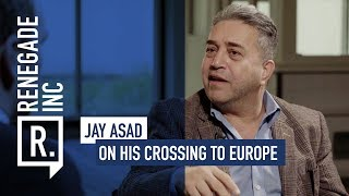 Video JAY ASAD on his Crossing to Europe download MP3, 3GP, MP4, WEBM, AVI, FLV November 2018