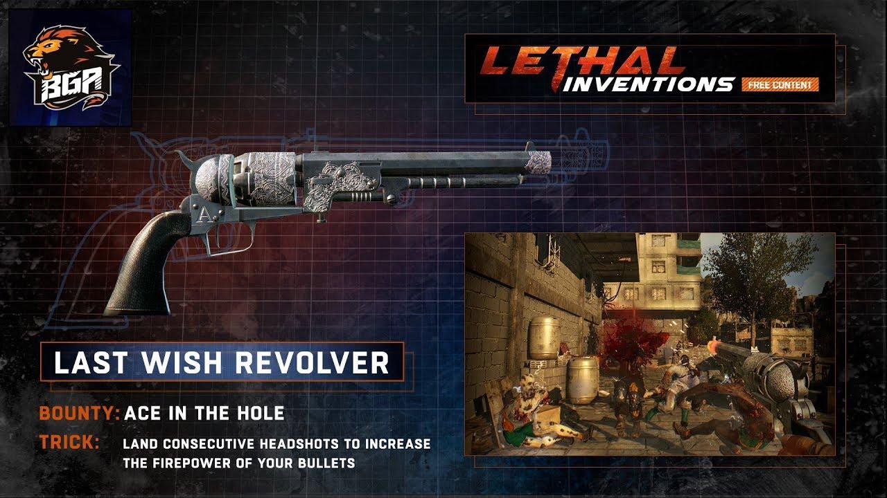 Lethal Bounty
