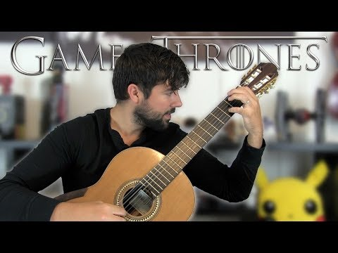 GAME OF THRONES MEETS CLASSICAL GUITAR
