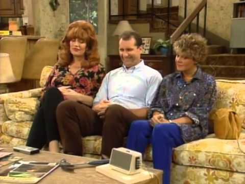 Married With Children   Season 6 Episode 2, 2 very funny scenes
