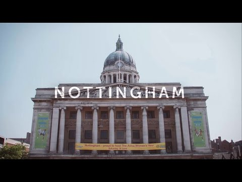 Nottingham – This is your city