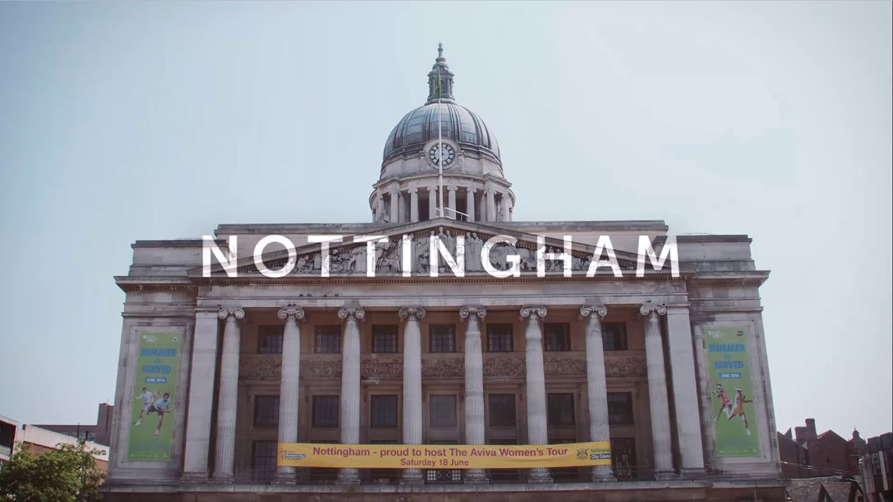 how to get to nottingham trent university