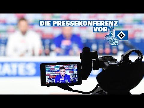 RELIVE: Die Pressekonferenz vor dem Auswärtsspiel beim MSV Duisburg