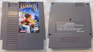 Fake Little Samson NES Cart on Ebay - #CUPodcast