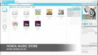 Nokia Music Store - India
