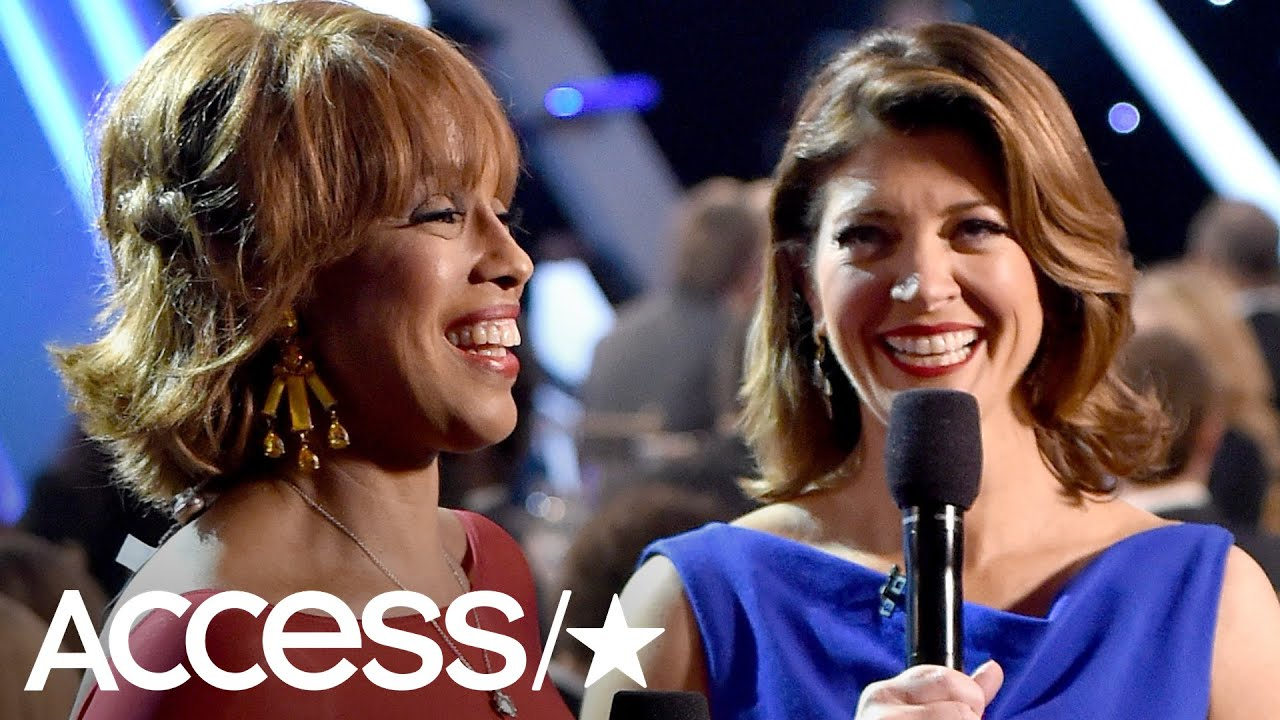 Is Gayle King Really Ousting Her 'CBS This Morning' Co-Anchor Norah  O'Donnell? | Access