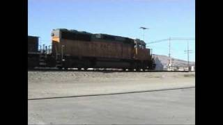 Union Pacific Rock Job: Watsonville, California