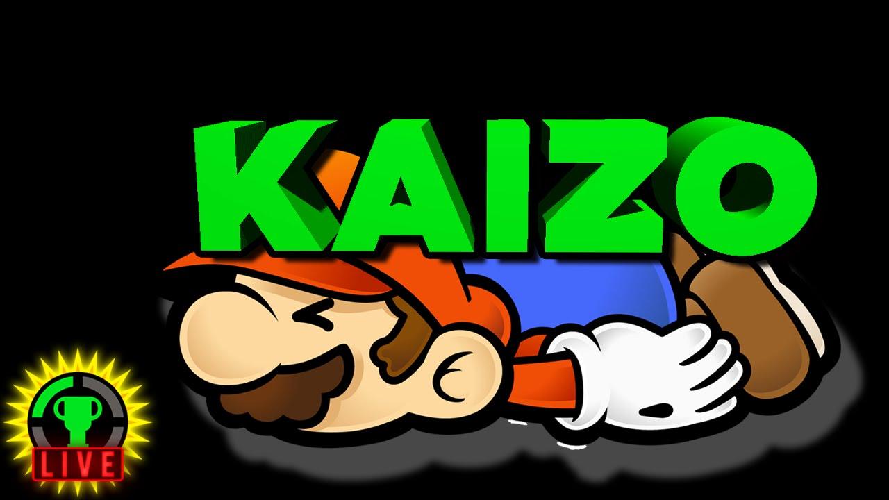 GTLive: Kaizo Mario, Stream of DEATH! - GTLive: Kaizo Mario, Stream of DEATH!